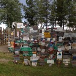 Sign Post Forest - another attempt to show how huge it is